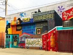 local (ekelly80) Tags: michigan thanksgiving november2016 roadtrip easternmarket mural art publicart streetart local colors garage door sweet market