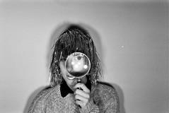 luna(tic) (https://aprilwinter.com) Tags: 35mm film analog analogue ricoh blackandwhite blackwhite bw space isolation insanity girl cabin bc