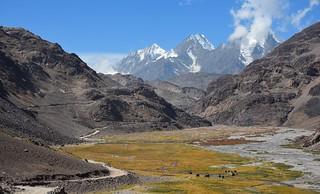 Road to Kunzum La Pass, India 2016