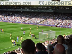 Crystal Palace v Aston Villa (Paul-M-Wright) Tags: park london brad 22 football crystal soccer saturday august palace villa match premier league aston versus 2015 selhurst guzan