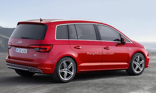 Audi A3 Qubic