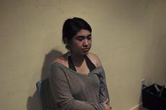 Jenny (lordgogurt) Tags: house girl person sitting sad seated