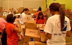 DSC_3598 (Texas Heart Institute) Tags: food project houston bank taylor volunteer thi rmr texasheartinstitute regenerativemedicine texasheart