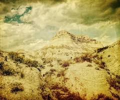 western rugged (jssteak) Tags: clouds canon colorado cliffs aged distressed hdr pawnee pawneenationalgrasslands pawneebuttes weldcounty t1i
