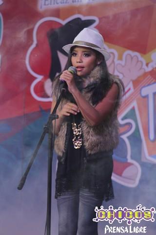 Vocalistas 7-9 años