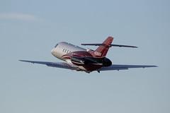 Hawker 800XP (Stiggy84) Tags: hawker boeingfield bfi 100400 60d