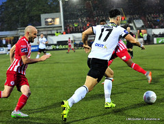 Dundalk v Sligo Rvs photos (ExtratimePhotos) Tags: richie towell