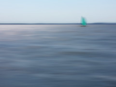 Sailing Away (LBofcourse) Tags: icm intentionalcameramovement