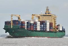 As Palatia (Bernhard Fuchs) Tags: water boot boat nikon ship ships cargoships vessel cargo schiff elbe schiffe cuxhaven cargoship containerschiff frachtschiff containerschiffe frachtschiffe