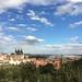 Overlooking Prague.