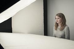Lighting Experiments (Matt 82) Tags: portrait studio photography scotland student model nikon photographer glasgow flash september 24mm softbox clamshell falkirk reflectors d300 cityofglasgowcollege matt82 nikkorafs2485mmf3545edvr