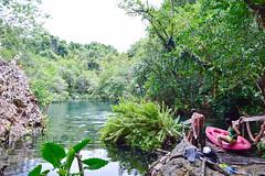 Laguna Dudu (Angela MGM) Tags: agua kayak republicadominicana riosanjuan juegolvm