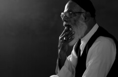 Concerns (ali darwish233) Tags: lighting people photography blackwhite bahrain photogarpher alidarwish