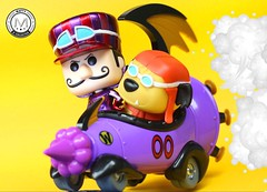 Never give up! Win if you can, lose if you must, but always cheat! (PrinceMatiyo) Tags: funko muttley wackyraces dickdastardly originalfunko