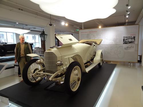 Prinz Heinrich Austro Daimler at Fahrtraum Museum