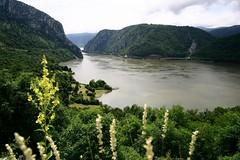 Serbia - lokacije, priroda, Dunav, Djerdap