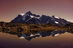Perception is reality (Jenny) Tags: washington mtshuksan northerncascades jennygrimm
