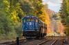 MNRR Brookville BL20GH (110) (MadMartigen) Tags: railroad autumn ny newyork train patterson mta locomotive metronorth brookville wassaic metronorthrailroad putnamcounty mnrr metronorthtrain mncr bl20gh brookvillebl20gh