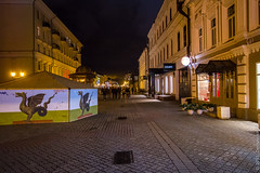 IMG_6504 (Denis Anikin) Tags: russia ru kazan ночь город казань баумана respublikatatarstan