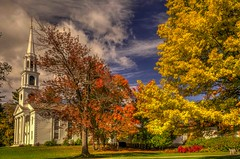New England College Scene (sapere18) Tags: autumn october massachusetts williamstown berkshires hdr williamscollege 2015