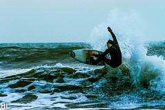 Shredding Llangenith (Hamish Lawson) Tags: santacruz southwest swansea wales student surf outdoor board extreme surfing gower amateur llangenith
