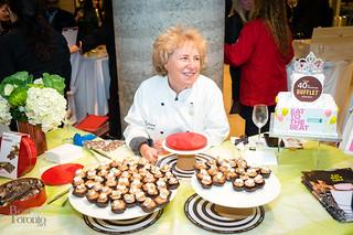 Chef Dufflet Rosenberg | Dufflet Pastries