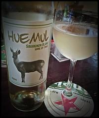 HUEMUL 2014 Sauvignon Blanc (Danburg Murmur) Tags: glass bottle taiwan deer taipei wineglass   winebottle coaster whitewine chileanwine sauvignonblanc taipeirestaurants bobwundaye vinoblanco vinblanc vinobianco vinhobranco  huemul weiswein    ruvangtrng  huemulsauvignon blanccoasterwine