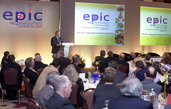 EPIC Conference 2015 - White Meat Supper