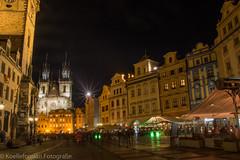 Prag Oldtown (Koellefornian) Tags: church night prague nacht kirche praha nightlife altstadt oldtown bigcity langzeitbelichtung langzeit grosstadt
