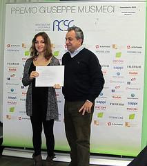 Martina Andreosso e Giancarlo Migliavacca