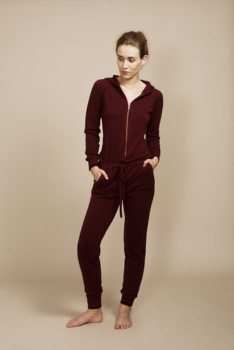 Pepper & Mayne cashmere jumpsuit, in collaboration with The Royal Ballet © Ester Keate
