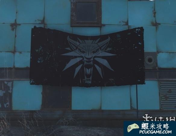 異塵餘生4 巫師旗幟MOD