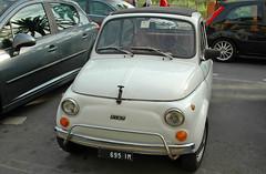 FIAT 500 (baffalie) Tags: cinquecento auto voiture ancienne vintage classic old car coche retro italia worldcars