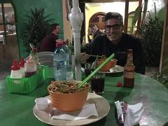 IMG_3466 (lnewman333) Tags: food latinamerica dinner highlands guatemala hotsauce cubalibre centralamerica lakeatitlan lagodeatitlan nasigoreng sanpedrolalaguna cloverrestaurant