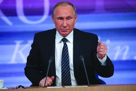 普京:俄在叙部署了S-400 土耳其飞机可进来试试