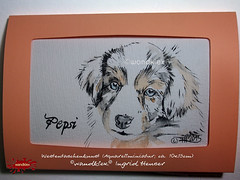 Pepsi_Miniatur (wandklex Ingrid Heuser freischaffende Künstlerin) Tags: ingrid watercolor foto etsy comission malerei heuser dawanda auftragsmalerei wandklex