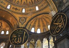 Hagia Sophia (Wild Chroma) Tags: hagia sophia hagiasophia church mosque istanbul turkey holywisdom