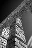 IMG_7256BN (Fencejo) Tags: bw blackandwhite architecture monument tamron175028 canon400d acueducto segovia stone