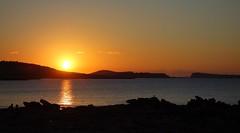 Just one Ibiza sunset (sakarip) Tags: sakarip ibiza eivissa spain beach evening mediterranean