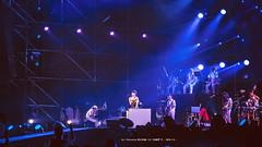 Sheena Ringo was cutting apples on stage, Taipei, 2015.@, 2015 (Evo-PlayLoud) Tags: canonpowershotg1x canong1x g1x canon sheenaringo shinaringo liveconcert liveconcerts live livetour concert concerts musicphoto musicconcert music stage light lightshadows people musicians musician nangang taipei taipeinangangexhibitioncenter         taiwan