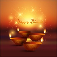 Free Vector Abstract diwali glowing golden background (cgvector) Tags: background celebration decoration deepawali design diwali element festival golden holiday illustration indian lamp vector wallpaper