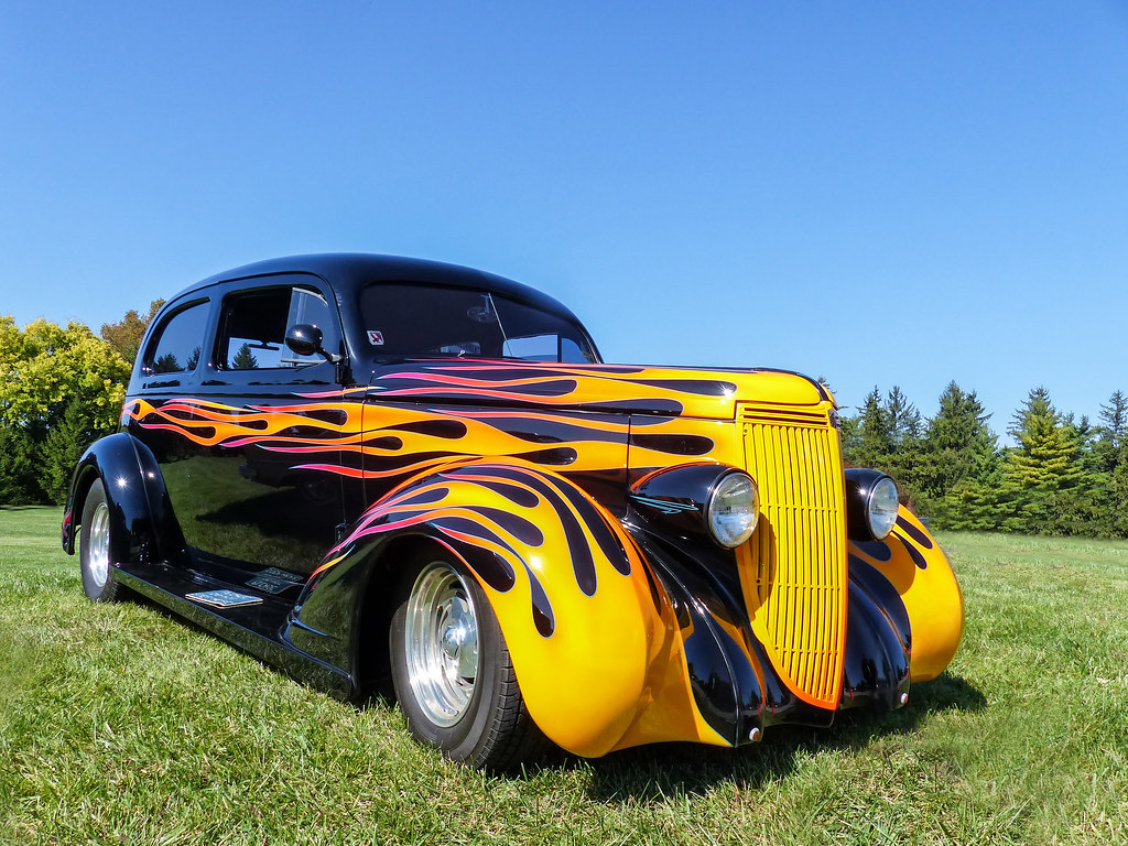 The World\'s Best Photos of pinstriping and streetrod - Flickr Hive ...
