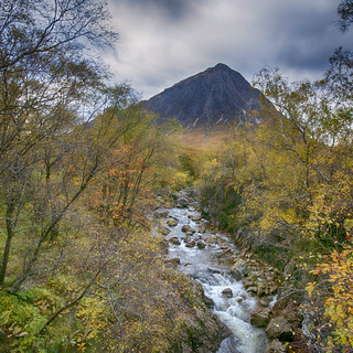 Buachallie Etive Mor ~ Glencoe ~ Scotland ~ Explored