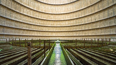 Cooling Tower 1 [BE] (URBEX EXPERIENCE by Sylvain L.D) Tags: art photography urban exploration industrial cooling tower pentax k5ii