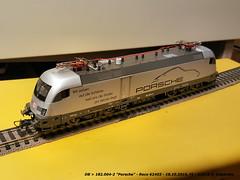 DB > 182.004-2 (Ernesto Imperato - Firenze (Italia)) Tags: porsche taurus db deutschebahn deutschland br182 182 elektrolok modellbahn fermodellismo modellismo