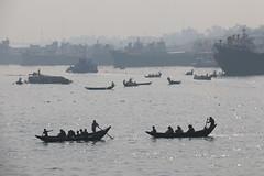 Buriganga (martien van asseldonk) Tags: martienvanasseldonk buriganga river boat bangladesh dhaka
