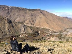(NaomiQYTL) Tags: mountains highatlas trekking atlasmountains trekatlas berbervillages morocco holiday travel