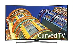 Samsung UN55KU6500 Curved 55-Inch 4K Ultra HD Smart LED TV (2016 Model) (goodies2get2) Tags: amazoncom samsung
