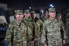 161123-Z-DZ751-120 (jim.greenhill) Tags: usaf airforce josephlengyel cngb cngblengyel nationalguardbureau ngb jointchiefsofstaff jcs timothykadavy darng darngkadavy armynationalguard arng mitchellbrush ngbsea ngbseabrush johnthomson 1stcavalrydivision troopvisit thanksgiving nationalguard usa army military jimgreenhill bagram afghanistan