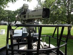 TV Camera (*hajee) Tags: lpga meritclub gurnee libertyville